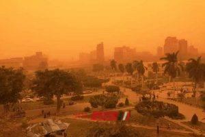 أوقات النوات التى تهب القاهرة والتعرف علي الطقس طول العام