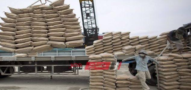 احدث أسعار الأسمنت المستخدم في البناء اليوم الجمعة 14-2-2020 في السوق المصري