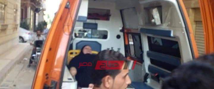 إصابة 4 أشخاص جراء سقوط مصعد مستشفى خاصة بدمياط
