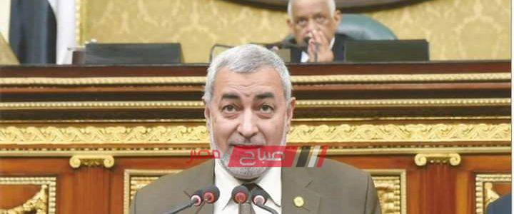 برلماني: نتواصل مع محافظ دمياط لمنح المواطنين مهلة زمنية لدهان العقارات