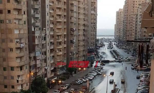 بالصور أحياء الاسكندرية ترفع درجة الاستعداد بعد تساقط الأمطار اليوم - موقع صباح مصر