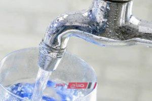 انقطاع مياه الشرب عن عدة مناطق بسبب كسر فى خط رئيسي بالإسكندرية