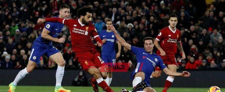 نتيجة مباراة ليفربول وتشيلسي بطولة الدوري الإنجليزي - صباح مصر
