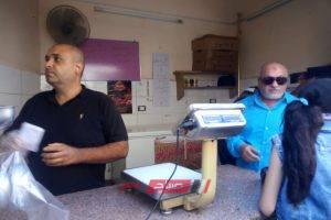 محضر غش تجاري لبائعي شرش الجبنة على أنه زبد بلدي في دمياط