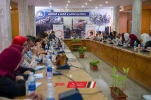 ختام فعاليات مشروع الرياضة من اجل التنمية بدمياط تحت شعار الوجهة مصر 2030