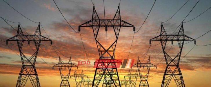غدا الخميس فصل التيار الكهربائي عن 3 مناطق بدمياط لأعمال صيانة