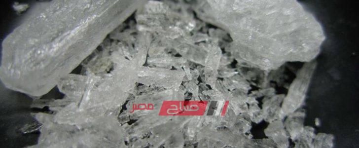 القبض على تشكيل عصابى حاول لجلب كمية من مخدر الآيس عبر ميناء القاهرة الجوى