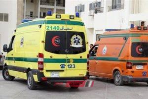 مصرع طفلين سقطوا من الطابق الرابع بمنطقة الرمل بالإسكندرية