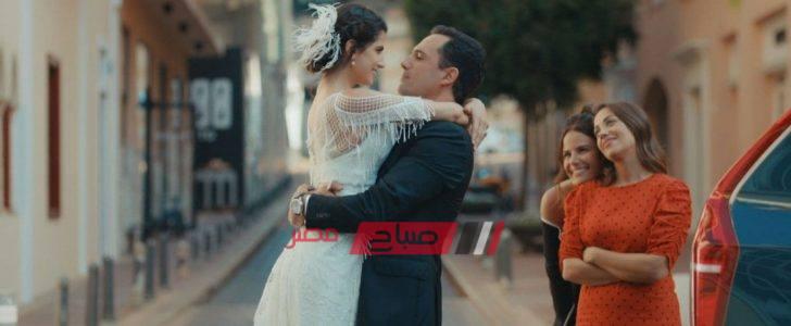 مواعيد عرض مسلسل عروس بيروت للفنان الشاب ظافر العابدين