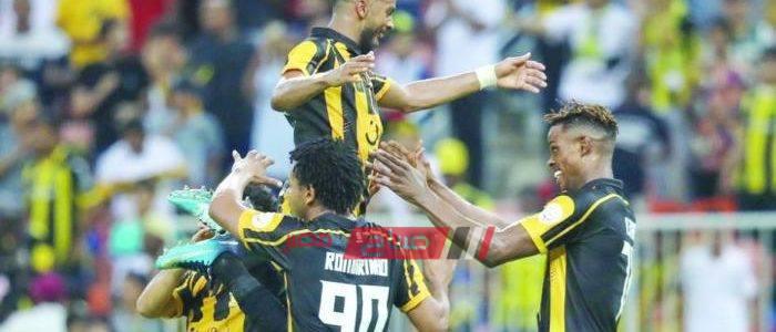 موعد مباراة ضمك والاتحاد الدوري السعودي للمحترفين