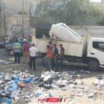 نباش يعتدي على عامل نظافة خلال أداء عمله بالإسكندرية
