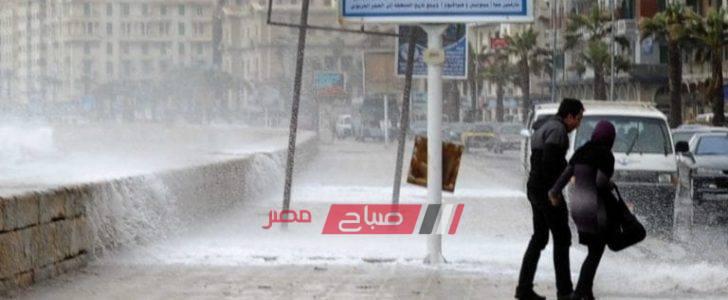 انتبه نوات الإسكندرية القادمة خلال سبتمبر : رياح وأمطار وعواصف ترابية  2020