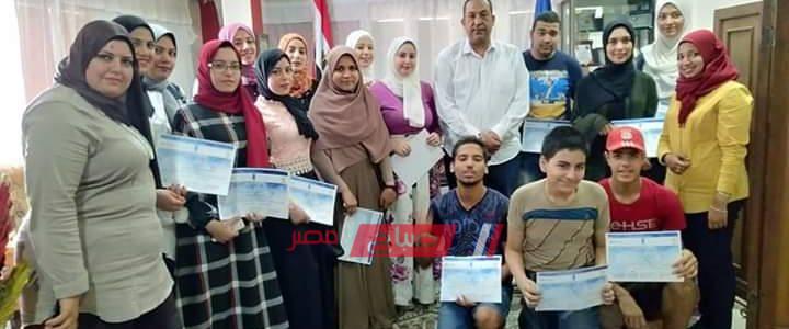 ختام فعاليات اليوم الأول للتصفيات النهائية لمسابقة الصوت الذهبي في حفظ القرآن الكريم بدمياط