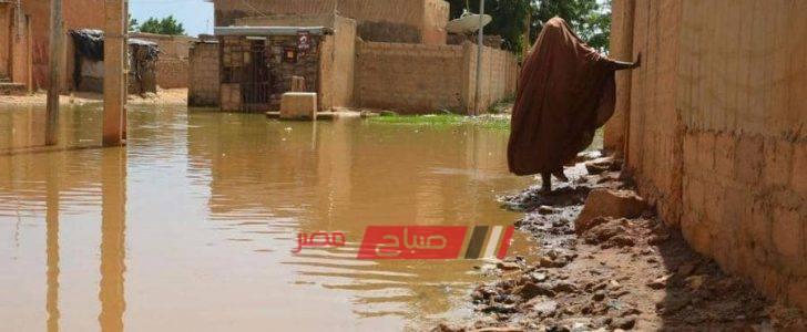 وفاة 57 شخصا وإصابة الكثيرين نتيجة الفيضانات في النيجر