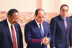 الحكومة تسعى لتحقيق الربط الكهربائى بين مصر والسودان