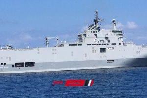 """بدء التدريب البحري المشترك بين مصر والمملكة العربية السعودية """"الموج الأحمر – 2"""""""
