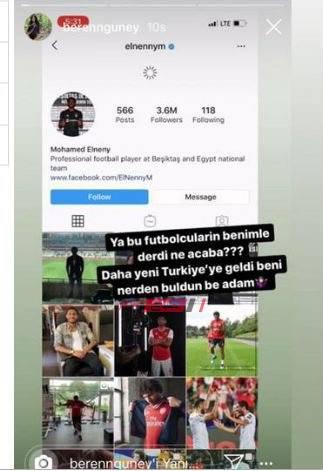 صور محادثات النني مع فتاة تركية