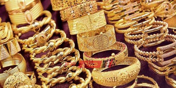 أسعار الذهب – سعر الذهب في مصر اليوم الأربعاء 22-1-2020