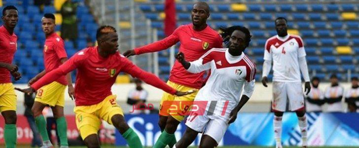 نتيجة مباراة السودان وتشاد تصفيات كأس العالم 2022 : أفريقيا