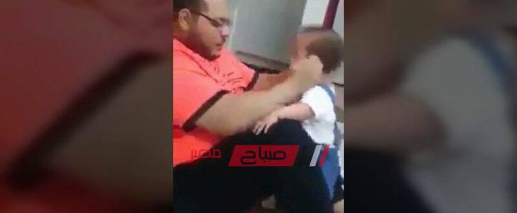 منظمة اليونيسف تدعو فيسبوك بحذف فيديو معذب طفلته حفاظاً على الفتاة