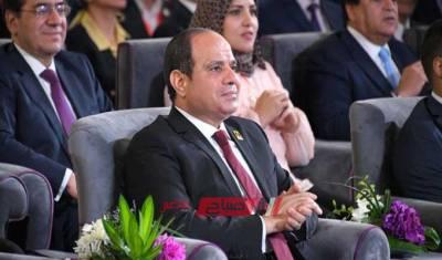 السيسي يوجه صفعة قوية للمقاول الهارب محمد علي بمؤتمر الشباب الثامن