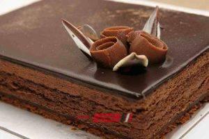 طريقة عمل كيك الشوكولاته لمرض السكر