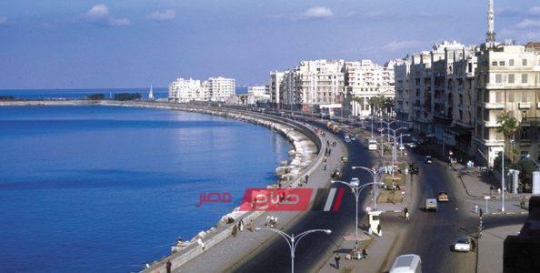 توقعات الطقس في الإسكندرية اليوم الجمعة 21-2-2020