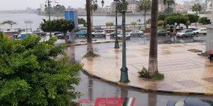 أمطار دمياط