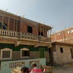 إيقاف أعمال بناء مخالف بحي العامرية بالإسكندرية