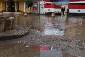 الأرصاد تصدر بيان جديد بشأن حالة طقس دمياط اليوم الجمعة 25-10-2019 وتوقعات بأمطار رعدية ورياح شديدة