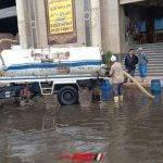 طقس دمياط – مواعيد سقوط الأمطار اليوم الأحد 15-12-2019