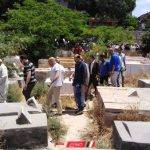 العثور على أعمال سحر وشعوذة داخل مقابر الدخيلة بالإسكندرية