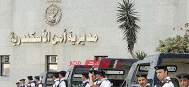 القبض على شخص انتحل صفة ضابط للنصب على المواطنين بالإسكندرية