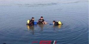 انتشال جثة شاب غرق بمياه البحر فى الإسكندرية