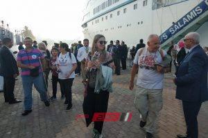 تسهيلات للأفواج السياحية القادمة لمحافظة الإسكندرية