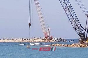بالصور.. رفع درجة الاستعداد القصوى بشواطىء الإسكندرية استعداداً لنوات الشتاء