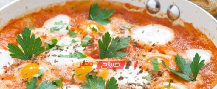 طريقة عمل الشكشوكة التركية بالجبن