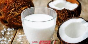 فوائد حليب جوز الهند للبشرة وطرق إستخدامه