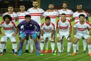 نتيجة مباراة الزمالك والمقاولون العرب فى الدورى المصرى