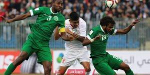 مباراة السعودية وفلسطين