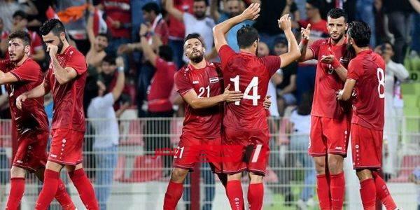 نتيجة مباراة سوريا وغوام فى تصفيات آسيا