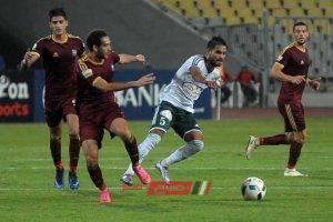 يلا شوت مشاهدة مباراة مصر المقاصة والمصري بث مباشر