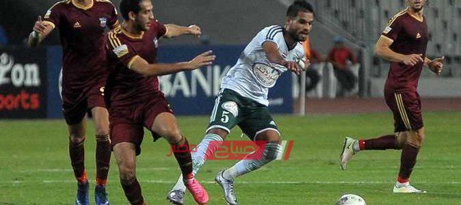 نتيجة مباراة المقاصة والمصري فى الدورى المصرى