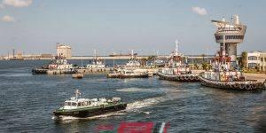 ميناء دمياط تصوير : كامل طارق