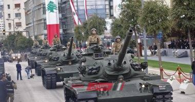 الجيش اللبنانى يصدر بيانا رسميا يتضامن فيه مع مطالب المتظاهرين