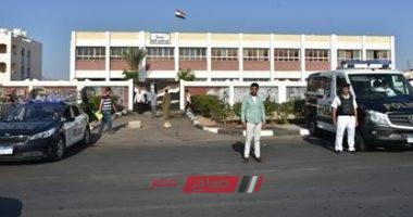 بعد القبض على المعلم المتهم .. القصة كاملة لوفاة ولي أمر داخل مدرسة بالأسكندرية