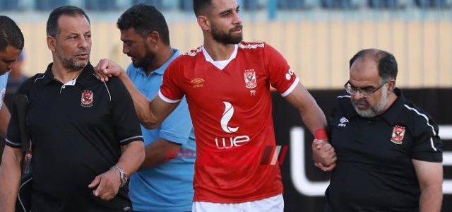 كشف موقف عمرو السولية من الانضمام للمنتخب بعد الإصابة