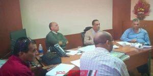 وكيل الصحة بدمياط يتفقد مستشفى كفر سعد ويحيل المتغيبين للتحقيق