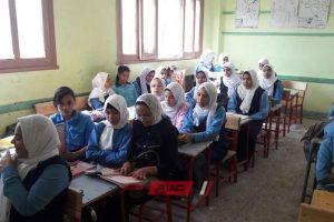 بالصور.. انتظام الدراسة بمدارس الفترتين صباح اليوم السبت بمحافظة الإسكندرية