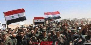 الجيش السوري يخرج عن صمته ويرسل قواته لحماية شمال البلاد من العدوان التركي